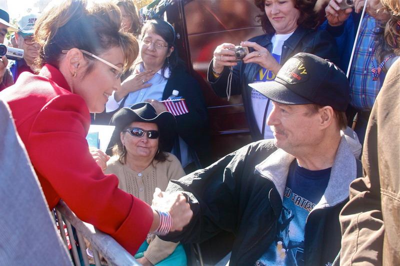 Palin to Leave FOX News... Jimmeetssarah
